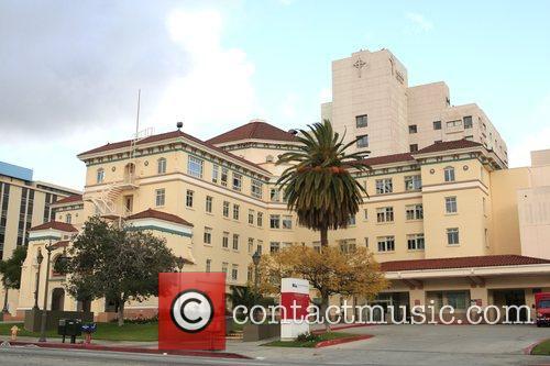 Hollywood Presbyterian Hospital and Marlon Brando