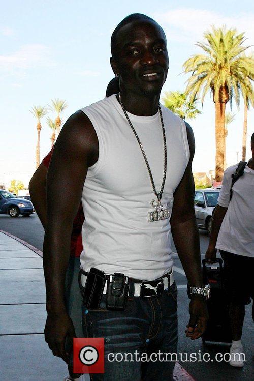 Akon and Las Vegas 5