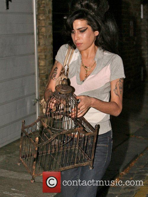 Amy Winehouse and Mtv 7