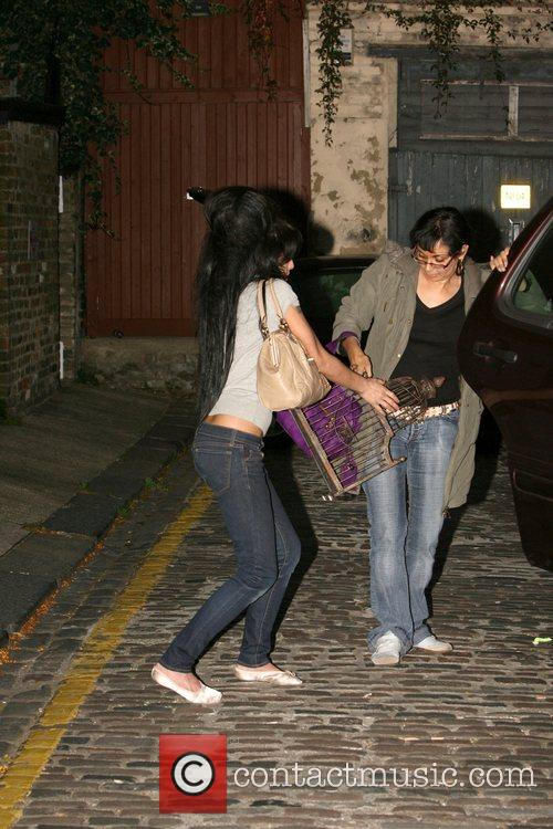 Amy Winehouse and Mtv 5
