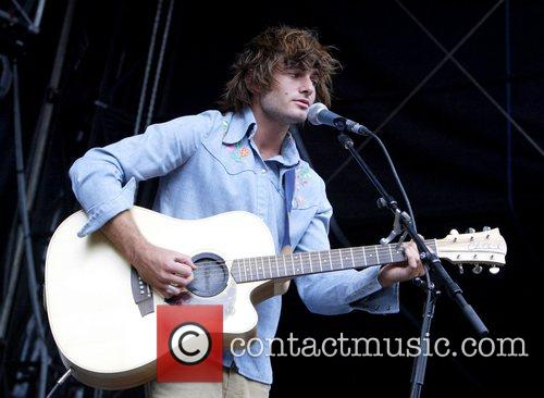 Angus & Julia Stone, Julia Stone Perform Live At Homebake 2007, Australia's Annual Outdoor Music Festival For 'homegrown' Bands and Held At The Domain. 10