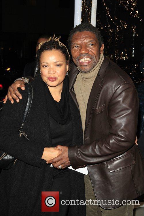 Kasi Lemmons and Vondie Curtis Hall