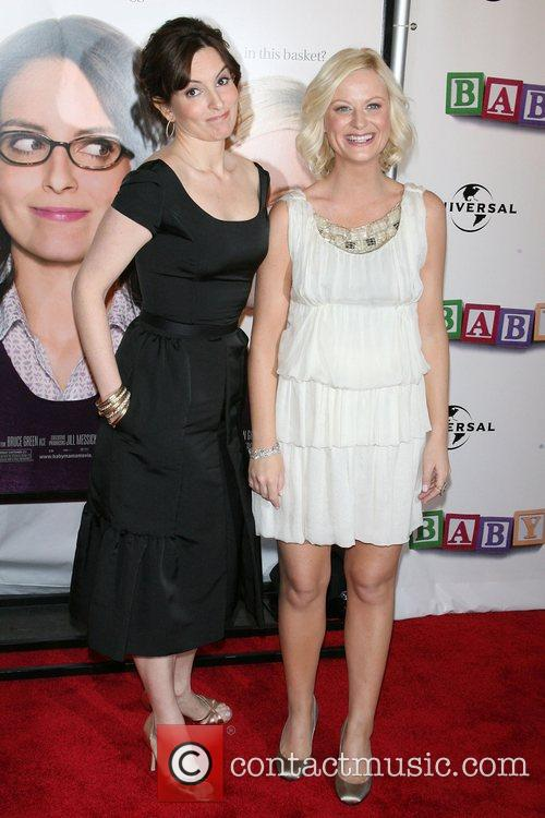 Tina Fey and Amy Poehler 1