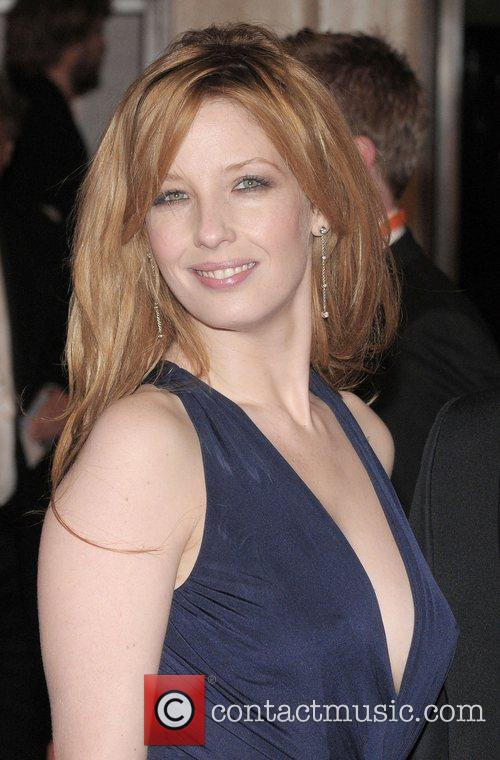 Kelly Reilly and British Academy Film Awards 2008