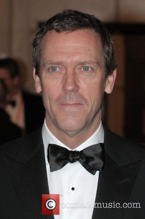 Hugh Laurie and British Academy Film Awards 2008