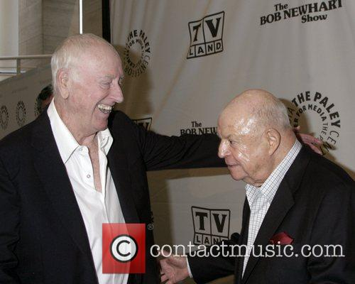 Don Rickles and Dick Martin