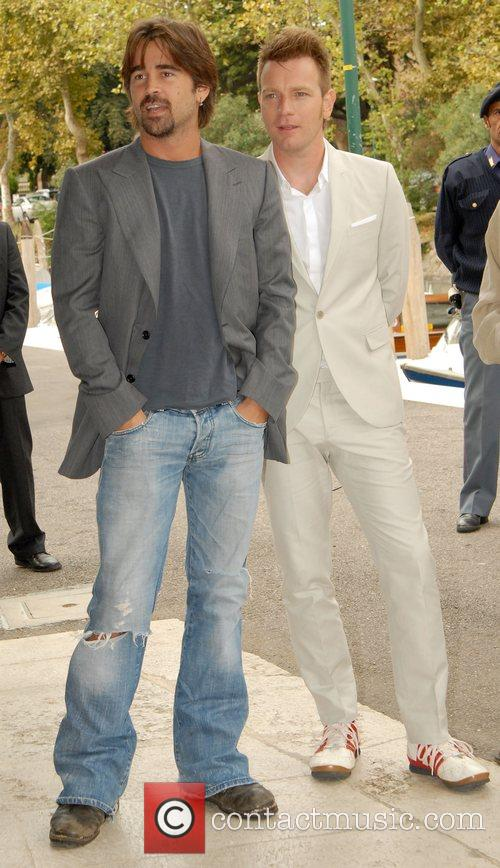 Colin Farrell and Ewan Mcgregor 1