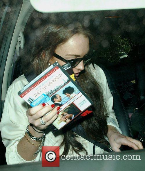 Lindsay Lohan and Tom Petty