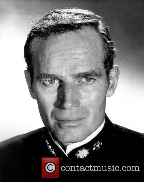 Charlton Heston and Titanic 6