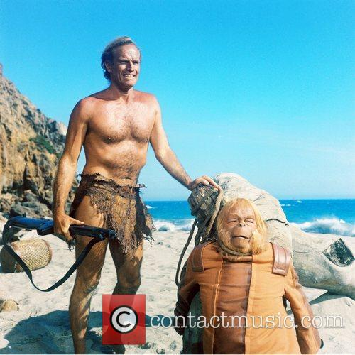 Charlton Heston and Titanic
