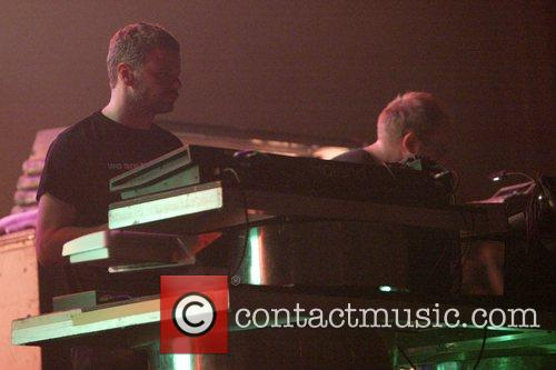 Tom Rowlands and Chemical Brothers 1