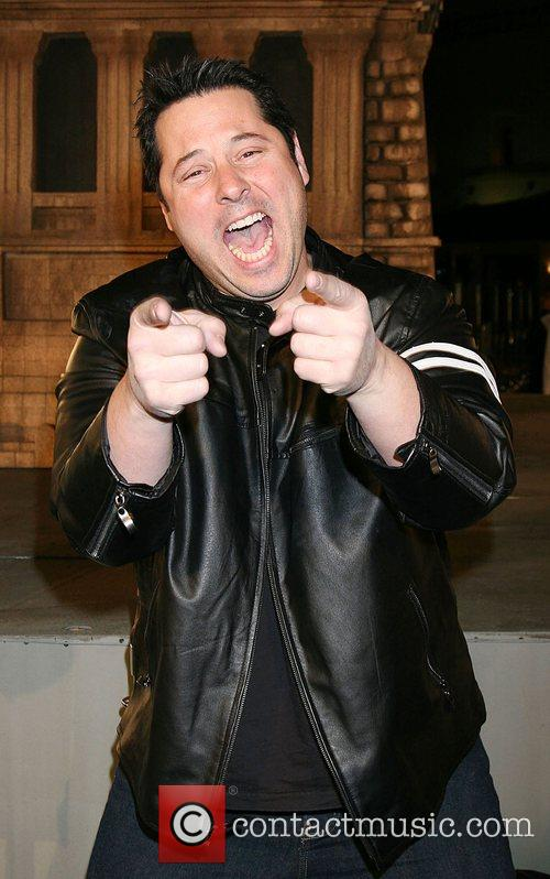 Greg Grunberg and Paramount Pictures 9