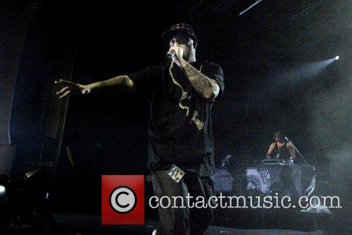 Cypress Hill and Enmore Theatre 7