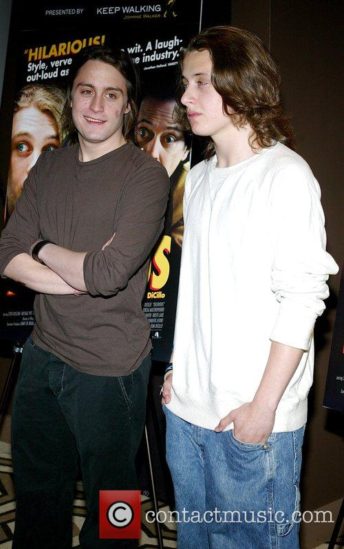 Kieran Culkin and Rory Culkin 1