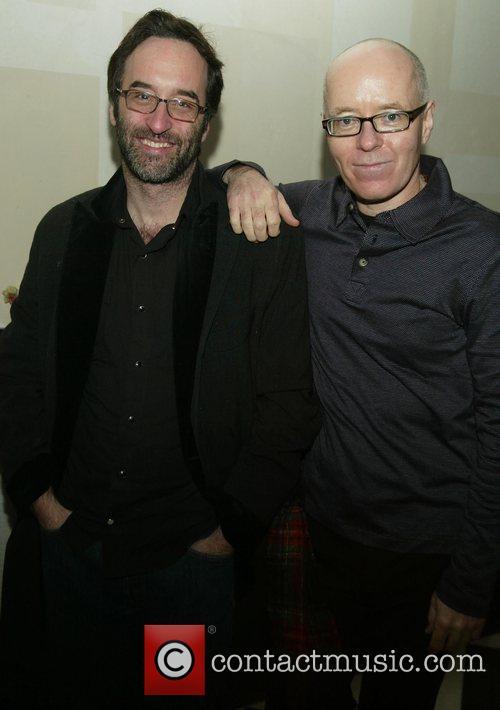 Don Mckellar and Greg Morrison