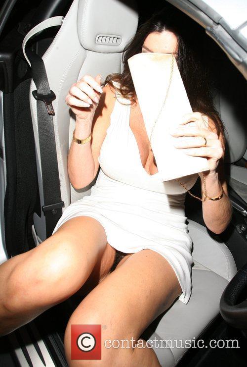 Suzie Verrico Forgets Her Underwear