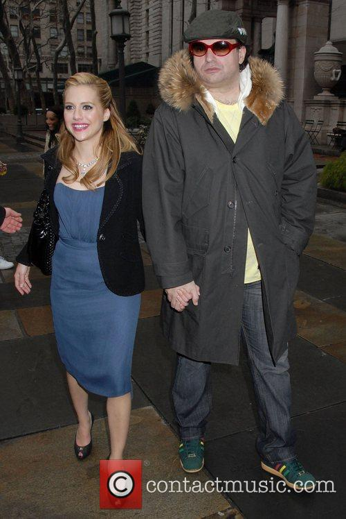 Brittany Murphy and Simon Monjack 5
