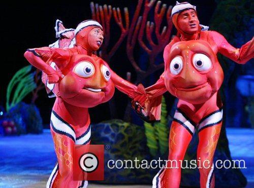 Disney and Finding Nemo
