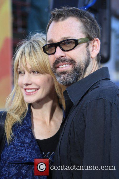 Kathryn Morris and David Barrett