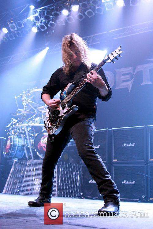 Megadeth 11