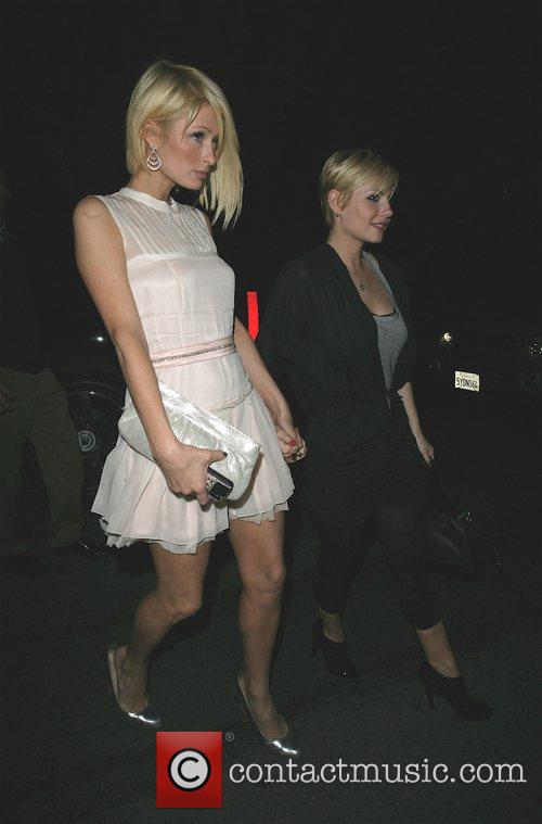 Paris Hilton and Elisha Cuthbert 6