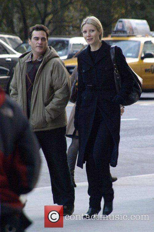 Joaquin Phoenix and Gwyneth Paltrow 1