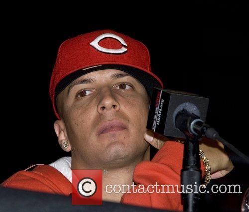 Latino Hip-hop Star Alexis 5