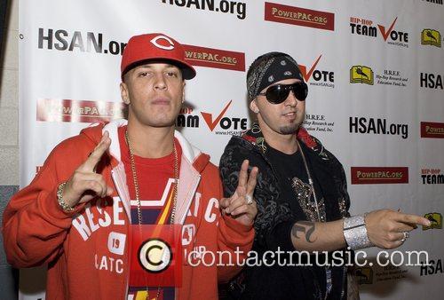 Latino Hip-hop Stars Alexis 2