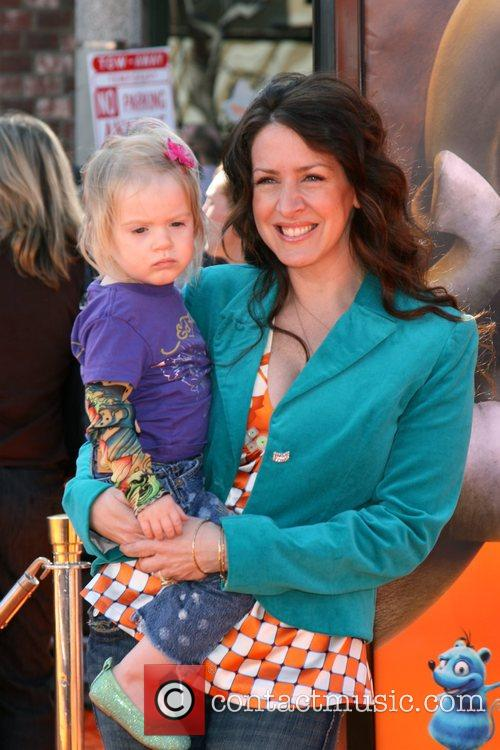 Joely Fisher and Daughter