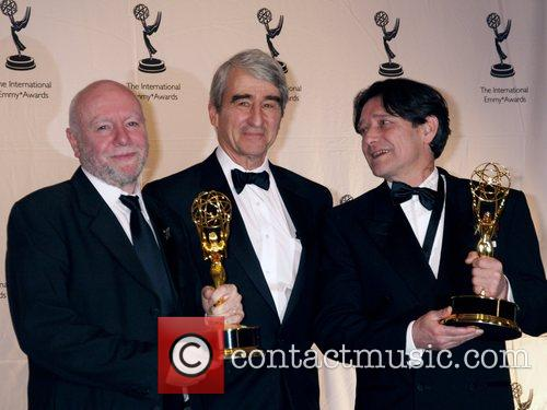 Jim Broadbent and Sam Waterston