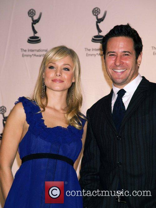 Kristen Bell and Rob Morrow 2