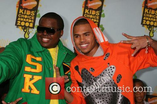 Sean Kingston, Chris Brown and Ucla
