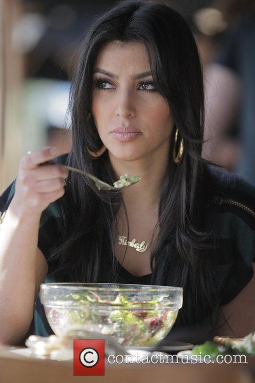 Kim Kardashian and Rush 7
