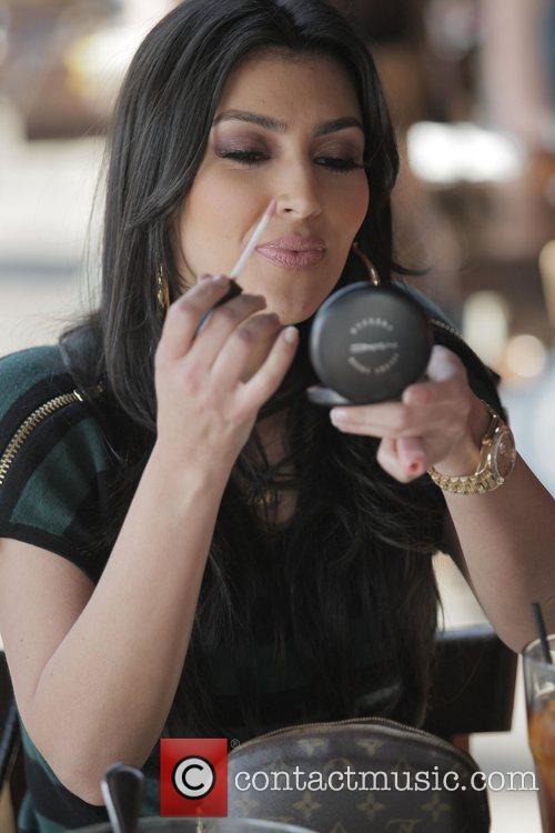 Kim Kardashian and Rush 6