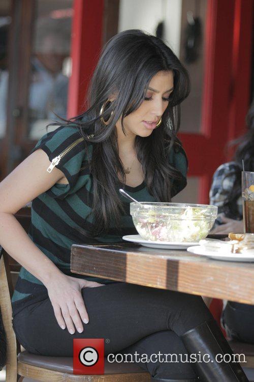 Kim Kardashian and Rush 9