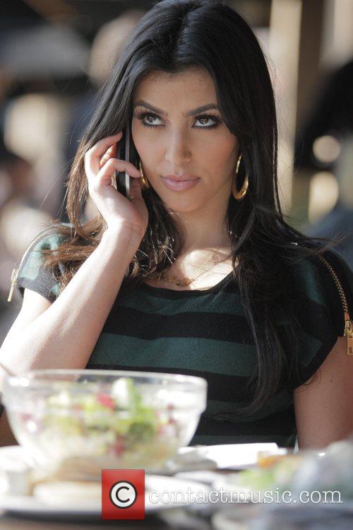Kim Kardashian and Rush 5