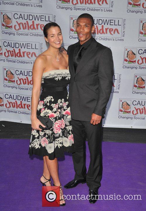 Gemma Atkinson and Marcus Bent