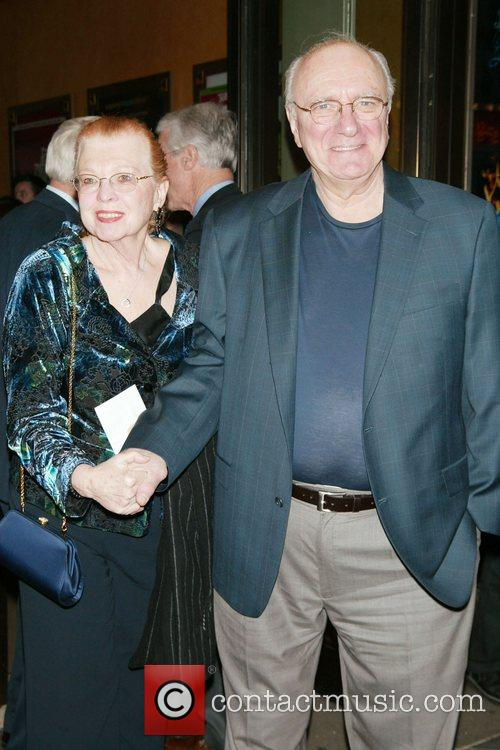 Philip Bosco and Nancy Ann Dunkle Bosco