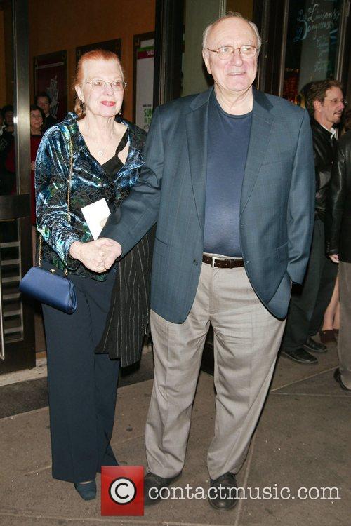 Philip Bosco and Nancy Ann Dunkle Bosco 2