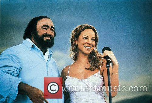 Luciano Pavarotti and Thursday