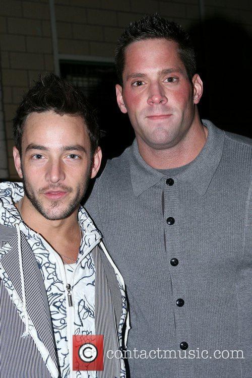Jason Preston and Marc Jacobs