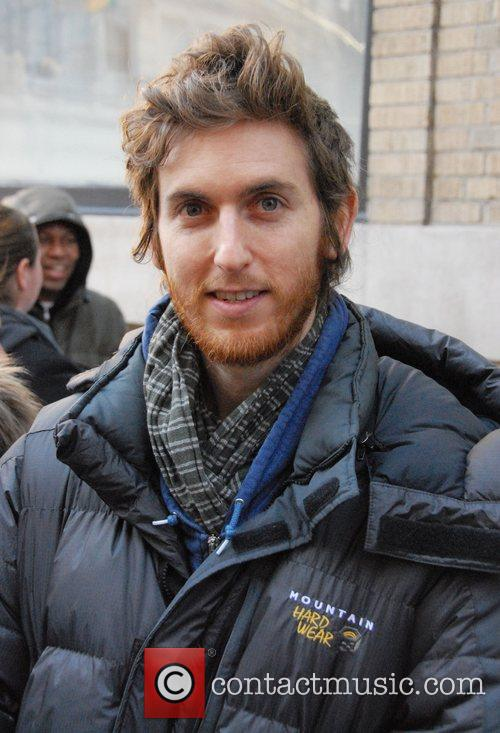 Jesse Carmichael and Maroon 5