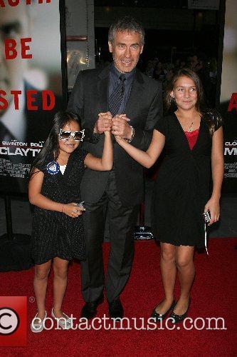 Tony Gilroy and Family
