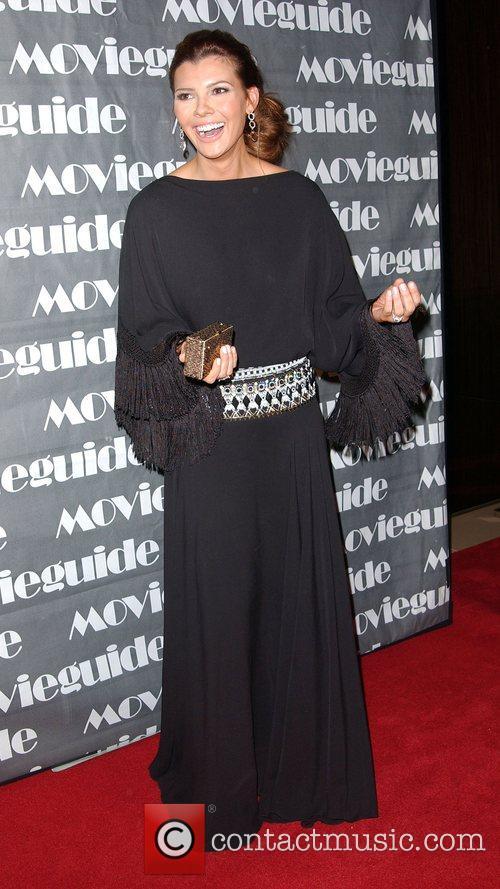 Ali Landry, Movieguide Faith And Value Awards 2008 and Beverly Hilton Hotel 1
