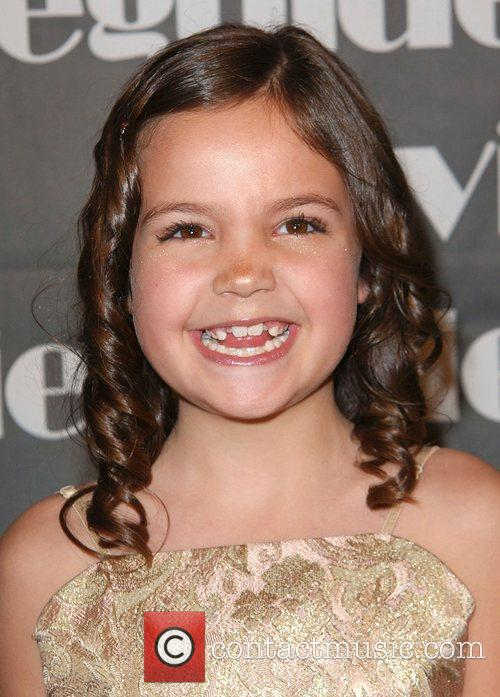 Bailee Madison, Movieguide Faith And Value Awards 2008 and Beverly Hilton Hotel 1