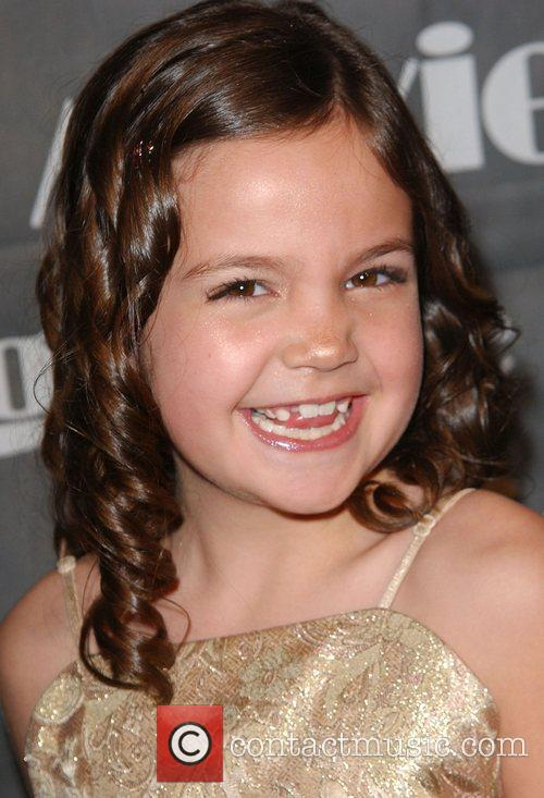 Bailee Madison, Movieguide Faith And Value Awards 2008 and Beverly Hilton Hotel 3