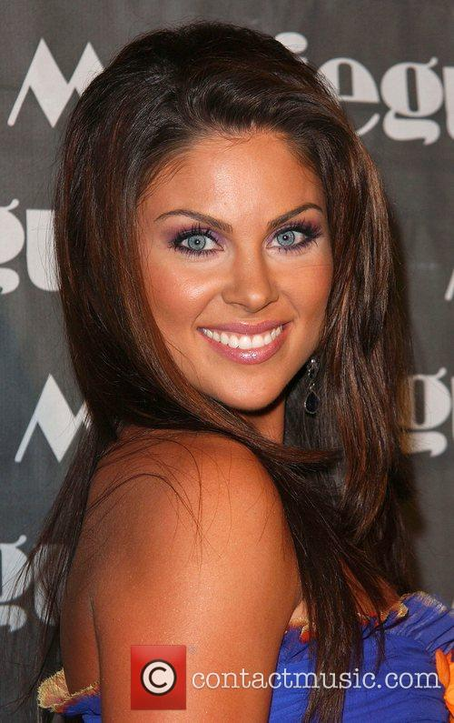 Nadia Bjorlin, Movieguide Faith And Value Awards 2008 and Beverly Hilton Hotel 6
