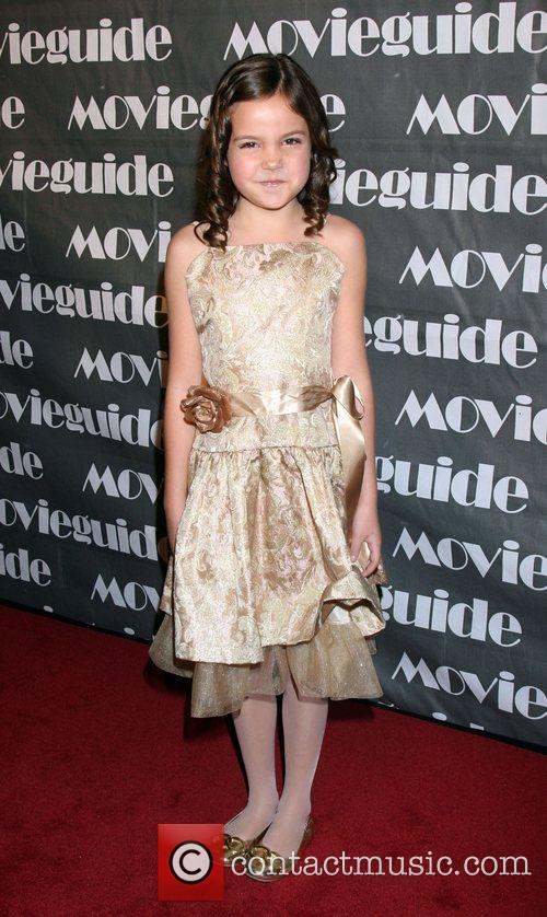 Bailee Madison, Movieguide Faith And Value Awards 2008 and Beverly Hilton Hotel 2
