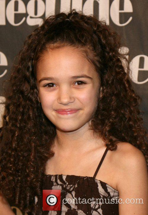 Madison Pettis, Movieguide Faith And Value Awards 2008 and Beverly Hilton Hotel 3