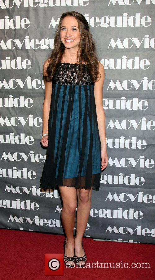 Maiara Walsh, Movieguide Faith And Value Awards 2008 and Beverly Hilton Hotel 3